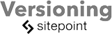 SitePoint versioning